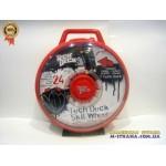 Кейс для хранения фингербордов в виде колеса Tech Deck Sk8 Wheel красный