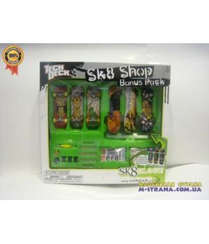 Набор фингербордов Sk8 Shop Bonus Pack Tech Deck Finesse