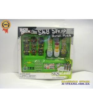 Набор фингербордов Sk8 Shop Bonus Pack Tech Deck Almost