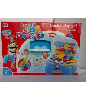 Игровой набор 2в1 Доктор-стульчик 008-91