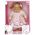 Кукла пупс большой с мягким телом Baby Pink 98222