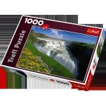 Пазл 1000 - Золоті водоспади, Ісландія