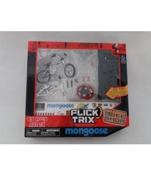Фингербайк набор Flick Trix серия Bike Shop Mongoose