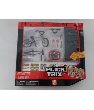 Фингербайк набор Flick Trix серия Bike Shop S&M