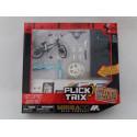 Фингербайк набор Flick Trix серия Bike Shop Mirraco черный
