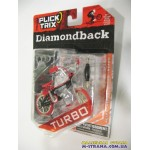 Фингербайк  Flick Trix Diamondback Turbo Retro