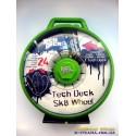 Кейс для хранения фингербордов в виде колеса Tech Deck Sk8 Wheel - зеленый