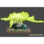 Детский конструктор Скелет Стегозавра Stegosaurus skeleton Eastcolight