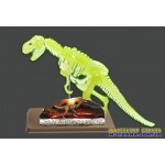 Детский конструктор Скелет Тиранозавра Tyrannosaurus skeleton Eastcolight