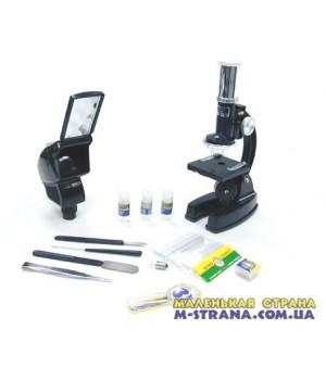Детский микроскоп с проектором Eastcolight с принадлежностями 100х 450х 900x Eastcolight