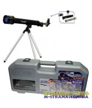 Телескоп eastcolight купить в чемодане 375 Power 50mm Astronomical Terrestrial Telescope Eastcolight