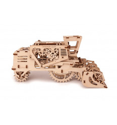 Механические 3Д пазлы модель Двигатель