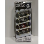 Набор из 4-х фингербордов Tech Deck Zero