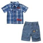 Рубашка для мальчика SB-018-13 (116)