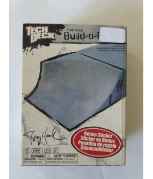 Набор для скейтпарка Tech Deck Build-A-Park CornerBowl