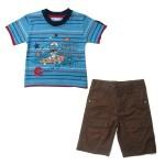 Футболка для мальчика SB-020-13 (110)