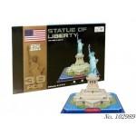 Пазл 3D Статуя Свободы