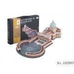 Пазл 3D Собор Святого Петра