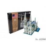 Пазл 3D Собор Святого Патрика