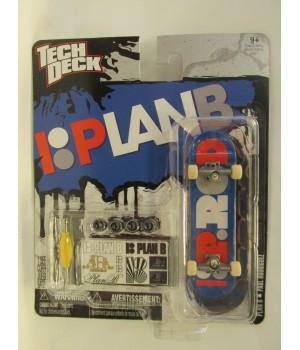 Скейтборд для пальцев рук Plan B Paul Rodriguez синий