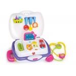 Игрушка-чемоданчик доктора Huile Toys (3107)