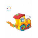 Игрушка-паровозик Ту-Ту Huile Toys (958)