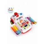 Игрушка Скорая помощь со световыми и звуковым эффектами Huile Toys (836)