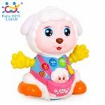 Игрушка музыкальная Счастливая овечка Huile Toys (888)