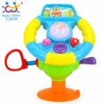 Игрушка музыкальная Забавный руль Huile Toys (916)