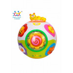 Игрушка Счастливый мячик Игрушка Huile Toys (938)