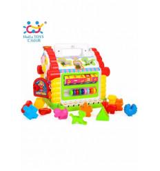 Игрушка Веселый домик Huile Toys (739)