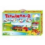 Игрушка Конструктор Волшебный поезд Технок (0274)