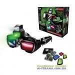 Шпионские 3D кибер-очки CYBER GOGGLES с радио и подслушивающим устройством