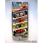 Набор из 4-х фингербордов Tech Deck Exclusive Toy Mashine