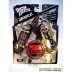 Раритетный и современный фингерборды Teck Deck Throwbacks Black Label