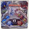 Игровой набор на 2 игрока фигурки Коготь (Airswitch) и Шершеньсумрак (Shadowhornet) (Сombat 2-Pack) W2