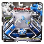 Игровой набор на 2 игрока фигурки Рок (Lock) и Мегазуб (Longfang) (Сombat 2-Pack) W3