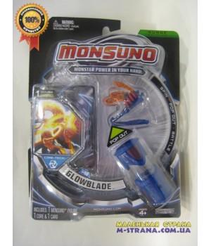 Стартовый набор с фигуркой Glowblade (1-Packs) W4