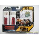Запасные мягкие снаряды 300 шт для Max Force бол