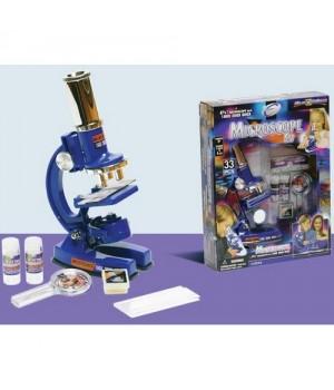 Микроскоп 2133 100х,300х,600х