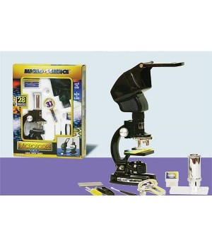Микроскоп 9928 100х,300х,600х