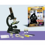 Микроскоп с принадлежностями(100х450х900)