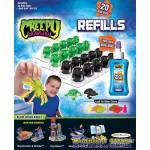 Запасной материал для жуков - зеленые черные