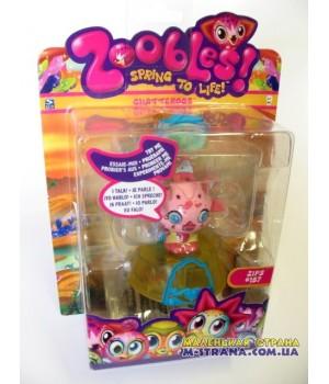 Говорящий Zoobles Chatteroos Zips №157