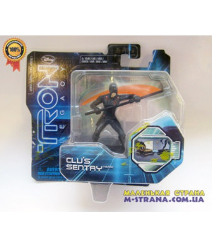 Фигурка Clu s Sentry Tron Single Action Pack 5 см