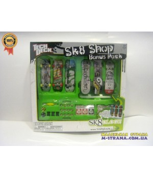 Набор фингербордов Sk8 Shop Bonus Pack Tech Deck ExpeditionOne