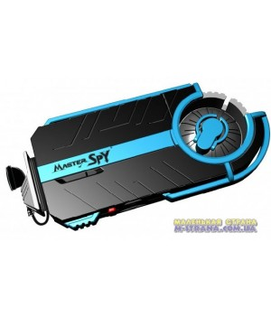 Подслушивающее устройство с подсветкой и SD картой, компасом 8 in 1 Spy Kit