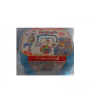 Игровой набор 2в1 Доктор-стульчик без коробки 008-91A