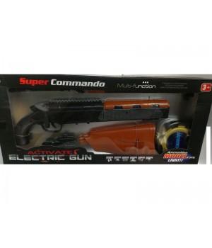 Ружье со звуком и светом 8146-18