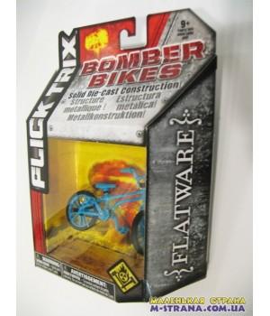 Фингербайк металлический Flick Trix серия Bomber Bikes Flatware